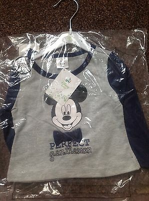 6-9 Months Baby Boys Disney Mickey Mouse Top