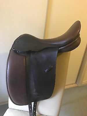 Trainers Show Saddle