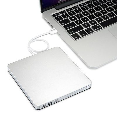 //Grabadora Externa DVD-RW CD-RW de USB 3.0 para Apple Macbook, Macbook Pro,,,