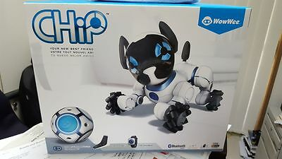 Chip robot dog New in Box WowWee