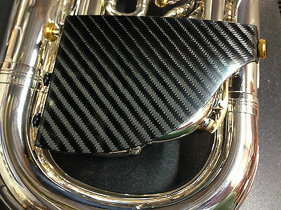 Carbon Fibre Belly Guard - Designed to fit Besson Prestige BE2052 Bb Euphoniums-