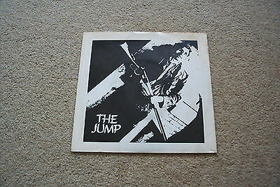 """The Jump - Shake Up / All In Vain  -  Original  7"""" Single , Pic Sleeve - Rare !"""