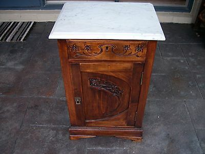 Antique Vintage Small Cupboard