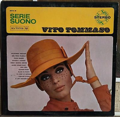 Library=Vito Tommaso S/T Lp RCA Victor ‎– SIVS 31 1967 Lounge Smooth Jazz Rare