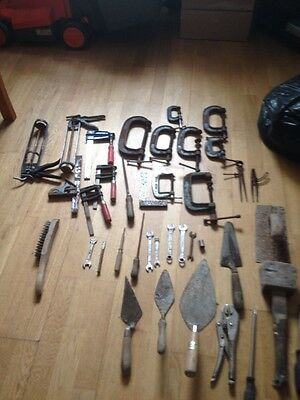 Carboot Joblot Mixed Lot Tools ( Bradford )