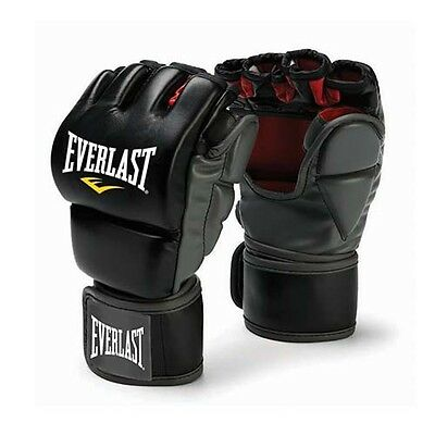 EVERLAST- Grappling Training Glove with Thumb - Guantes MMA boxeo kickboxing