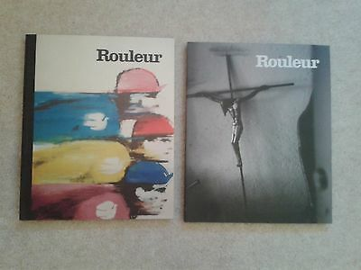 Rouleur Issues 29 and 30 RARE subscriber editions perfect A1 copies