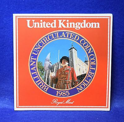 1985 Royal Mint Coin Collection