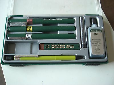 Faber-Castell Technicel Drawing Set