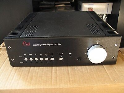 AVI Laboratory Series Integrated Amplifier (S21 M1) with MM/MC Phono Stage