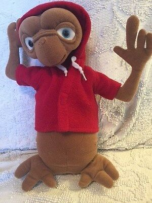 E.T Plush Toy With Jacket Approx. 12' Universal Studio's