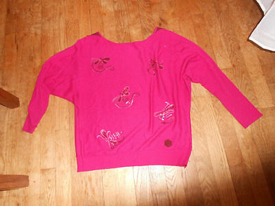Pull LMV taille 2 comme neuf