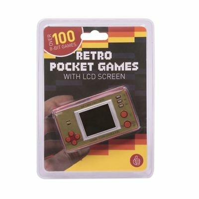 Retro Pocket Video Games Mini Arcade Console with LCD screen machine