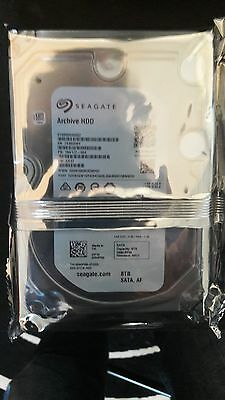 "DISQUE DUR HDD SEAGATE Archive 3,5"" SATAIII 8To"