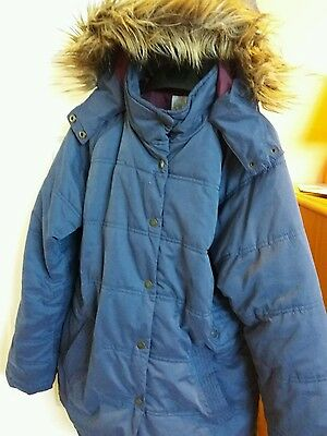 LOVELY! Girls Winter Coat Age 12-13 Fat Face