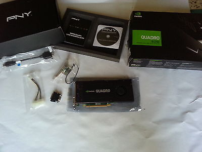 PNY Scheda Video nVidia Quadro  K4200 4GB PCI-E,DVI,2xDisplayPort