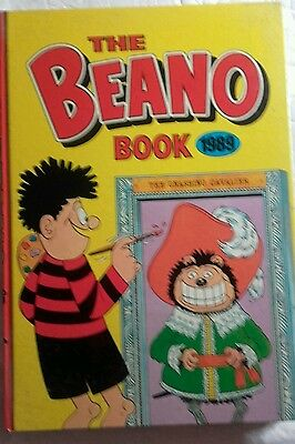 1989 The Beano Book plus Dennis the Menace 1988 and 1992 all in good condition