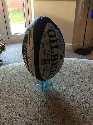 Guinness Premier Match Ball Signed By Hole Bath Squad