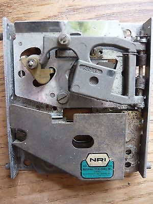 National Rejectors Inc. Coin mechanism Fruit machine?