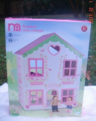 Brand New In Box Mothercare Rosebud Cottage