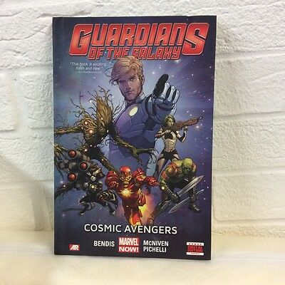 GUARDIANS OF THE GALAXY: Cosmic Avengers. (Vol 1)