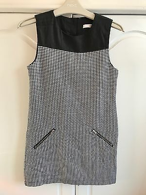Girls M&S Pinafore Age 7-8