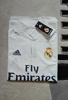 Maillot domicile Real Madrid 2016/2017 taille S