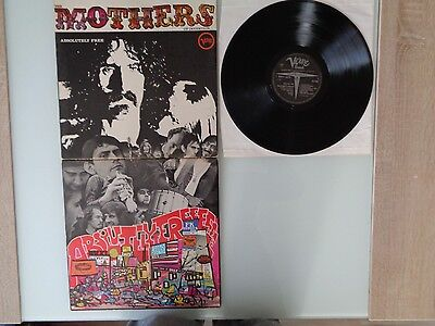 Mothers of Invention Frank Zappa absolutely free Verve 2317-035
