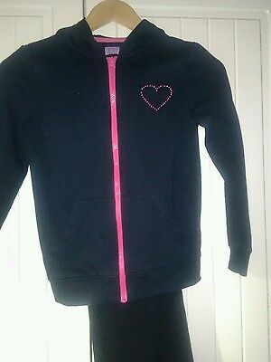 Girls tracksuit age 9-10