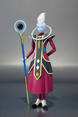 Whis S.H.Figuarts DragonBall Super Bandai Action Figure Tamashii nations