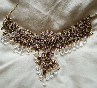 Bollywood necklace