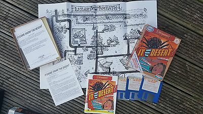IT CAME FROM THE DESERT by Cinemaware - Amiga