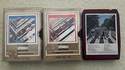 8 - Track Cartridge's THE BEATLES