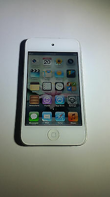 Apple iPod touch 4th Gen White (8GB)