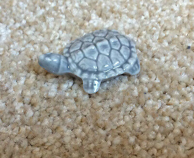 Wade Grey Tortoise / Turtle Stoke Fair April 2003 - Perfect Condition