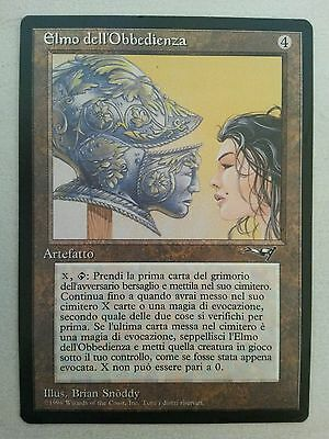 Magic - MTG Elmo dell'Obbedienza / Helm of Obedience (NM) - leyline of the void