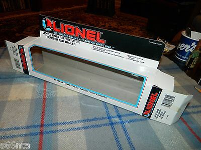 Lionel 6 12891 BOX ONLY REFRIGERATOR TRACTOR & TRAILER LINES 6-12891