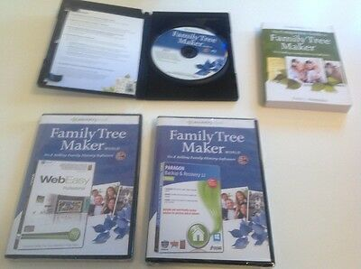WORLDWIDE FAMILY TREE MAKER. (no 6 month subscription )