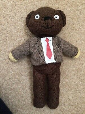 Mr Beans Teddy With Suit Jacket By TY Inc 2013