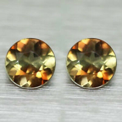 0.82cts  Excellent  luster beautiful natural unheated Andalusite loose gemstone