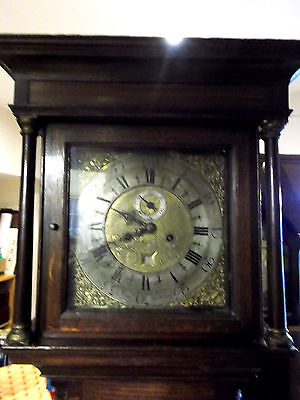 18th Century Grandfather Clock Samuel Butterworth, Rochdale. Delivery Arranged