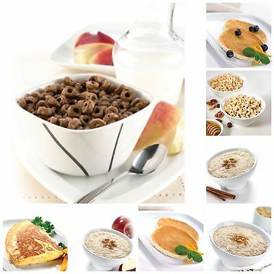 Ideal Protein Compatible - Breakfast Sampler