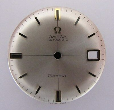 OMEGA Geneve Automatic mit Datum, Zifferblatt 29,3 mm, NEW OLD STOCK swiss made