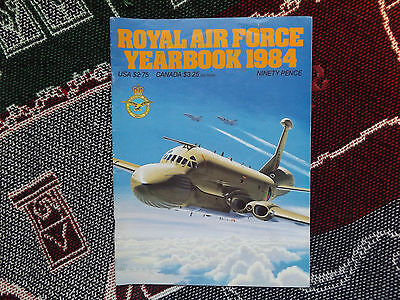 Royal Air Force Yearbook 1984 - Raf - 72 Pages