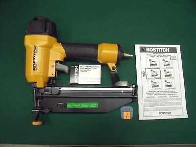 Air Nailer Finish Tool - BOSTITCH SB 1664 FN - New w/Paper - NR - 1