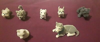 Collection of Dog Figures