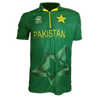 T20 T Shirt Pakistan Branded World Cup Shirts 2016