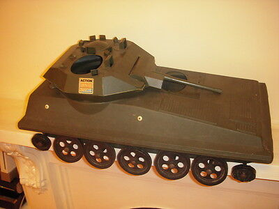 Vintage Action Man Vehicle - Army Tank