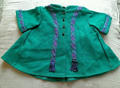 American Girl Addy's Winter Coat, Retired