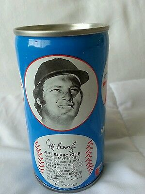 """RC 1978 me and my RC """"JEFF BURROUGHS"""" collectible No. 25 of 100"""